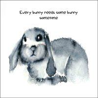 snow bunny tote