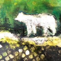 wild spirit bear coaster